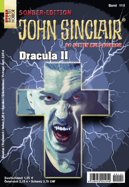 John Sinclair Sonderedition 110: Dracula II