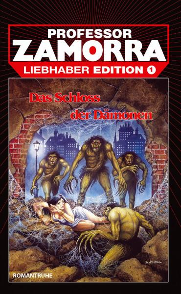 Zamorra Liebhaberedition 01: Das Schloß der Dämonen