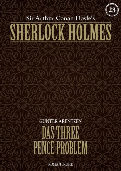 E-Book Sherlock Holmes 23: Das Three Pence Problem