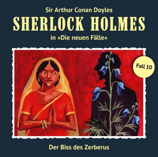 Sherlock Holmes-Neue Fälle CD 10: Der Biss des Zerberus