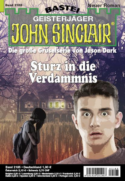 John Sinclair 2185: Sturz in die Verdammnis
