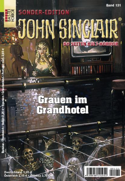 John Sinclair Sonderedition 131: Grauen im Grandhotel