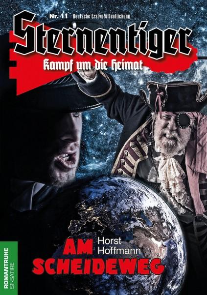 E-Book Sternentiger 11: Am Scheideweg