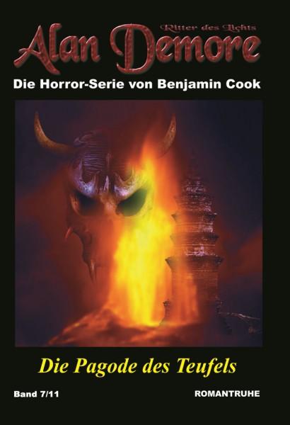 E-Book Alan Demore 07: Die Pagode des Teufels