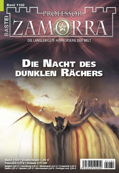 Professor Zamorra 1189: Die Nacht des dunklen Rächers