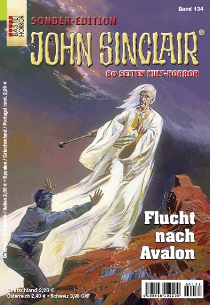 John Sinclair Sonderedition 134: Flucht nach Avalon