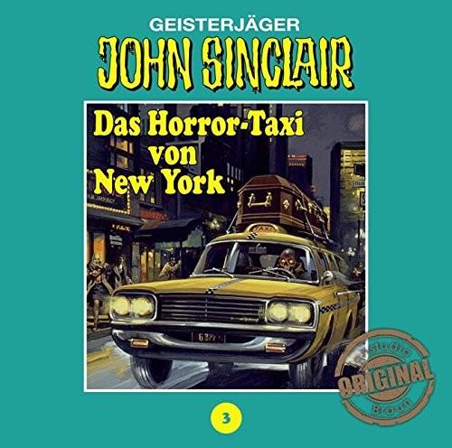 John Sinclair Tonstudio-Braun CD 03: Das Horror-Taxi von New York