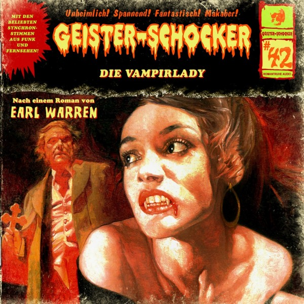 MP3-DOWNLOAD Geister-Schocker 42: Die Vampirlady