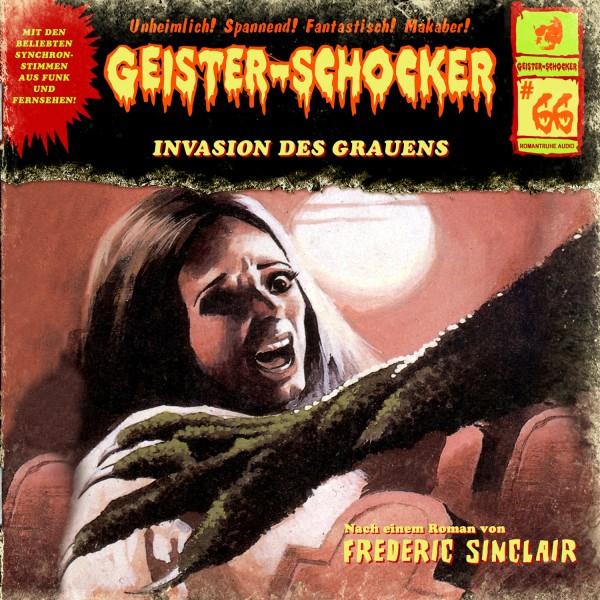 MP3-DOWNLOAD Geister-Schocker 66: Invasion des Grauens