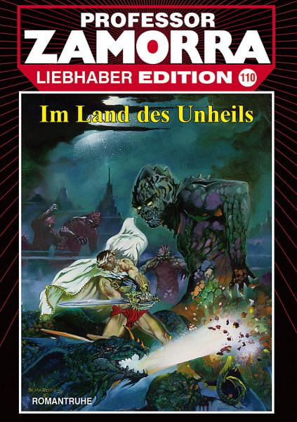 Zamorra Liebhaberedition 110: Im Land des Unheils