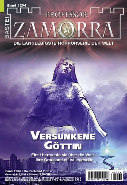 Professor Zamorra 1204: Versunkene Göttin (2. Teil)