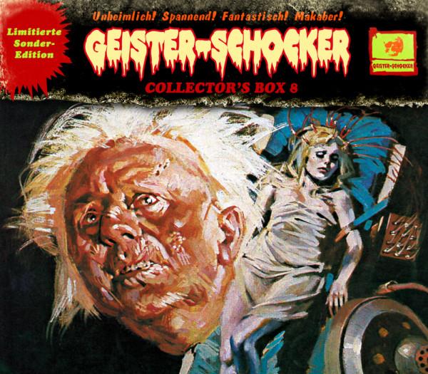 Geister-Schocker Collectors Box 8: (Folgen 20-22)