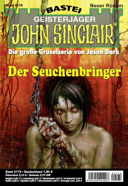 John Sinclair 2178: Der Seuchenbringer
