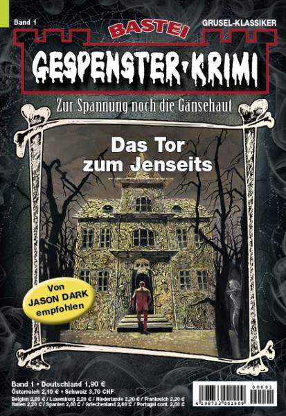 Gespenster-Krimi: Abo - jährliche Zahlung (26 Hefte/Jahr)