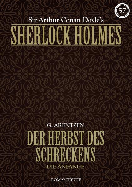 E-Book Sherlock Holmes 57: Der Herbst des Schreckens - Die Anfänge