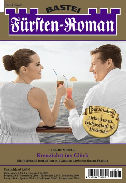 Fürsten-Roman: Abo - jährliche Zahlung (26 Hefte/Jahr)
