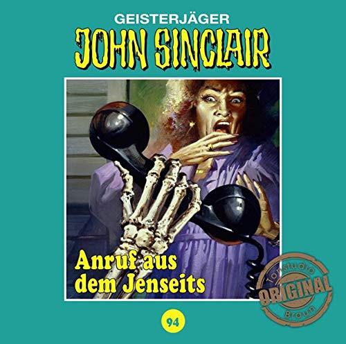 John Sinclair Tonstudio-Braun CD 94: Anfruf aus dem Jenseits