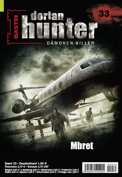 Dorian Hunter 33: Mbret