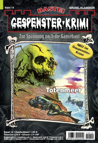 Gespenster-Krimi 14: Totenmeer