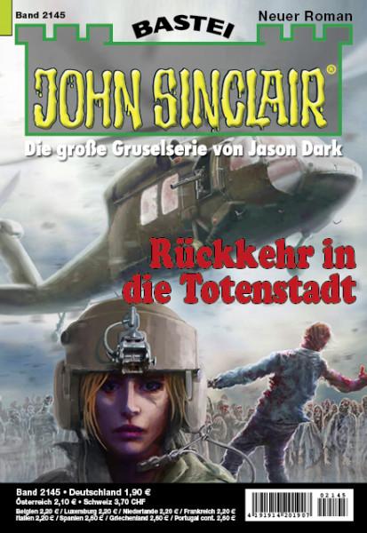 John Sinclair 2145: Rückkehr in die Totenstadt