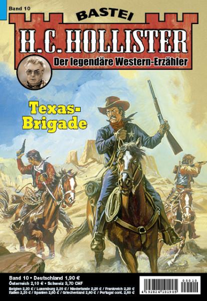 H.C. Hollister 10: Texas-Brigade