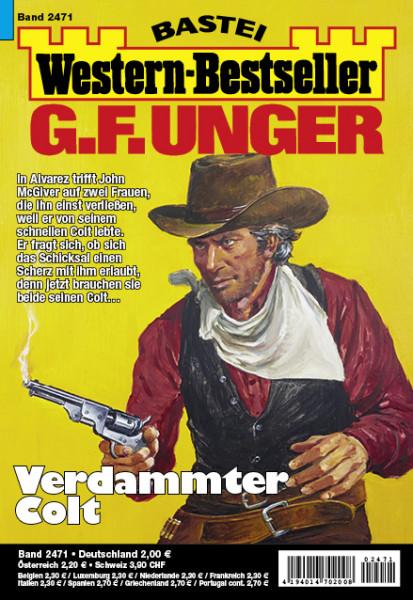 Western-Bestseller 2471: Verdammter Colt