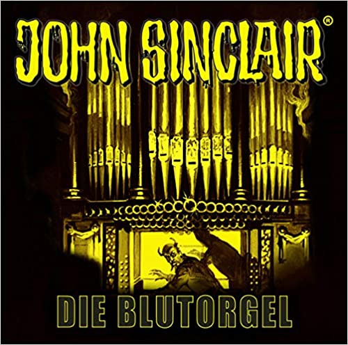 John Sinclair Sonderedition CD 14: Die Blutorgel