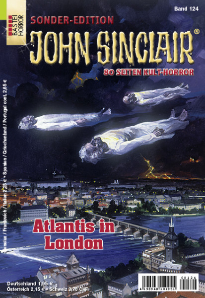 John Sinclair Sonderedition 124: Atlantis in London