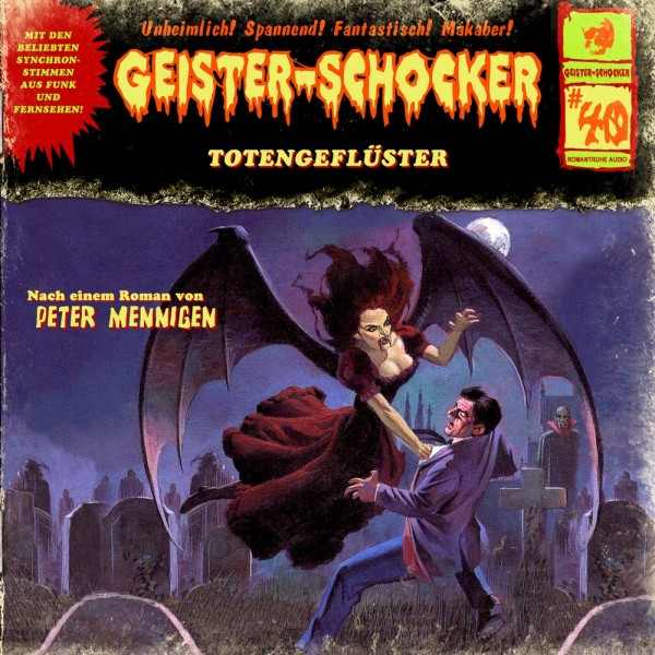 MP3-DOWNLOAD Geister-Schocker 40: Totengeflüster