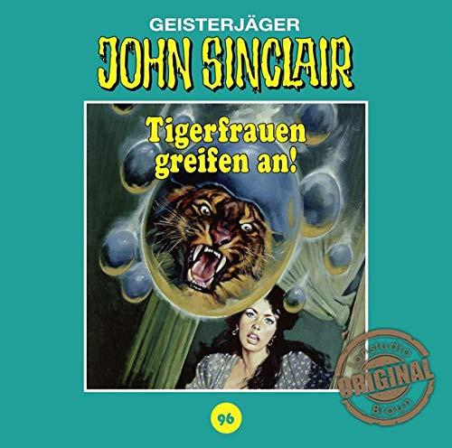 John Sinclair Tonstudio-Braun CD 96: Tigerfrauen greifen an!
