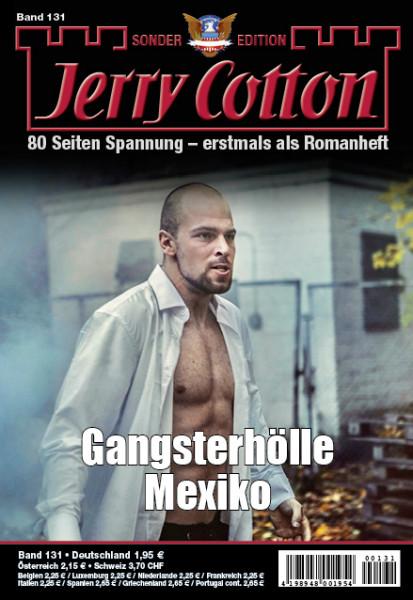 Jerry Cotton Sonderedition 131: Gangsterhölle Mexiko