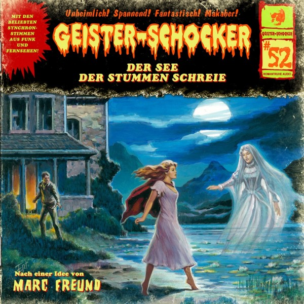 MP3-DOWNLOAD Geister-Schocker 52: Der See der stummen Schreie