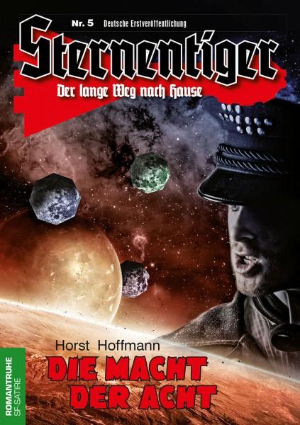 E-Book Sternentiger 05: Die Macht der Acht