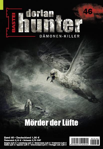 Dorian Hunter 46: Mörder der Lüfte