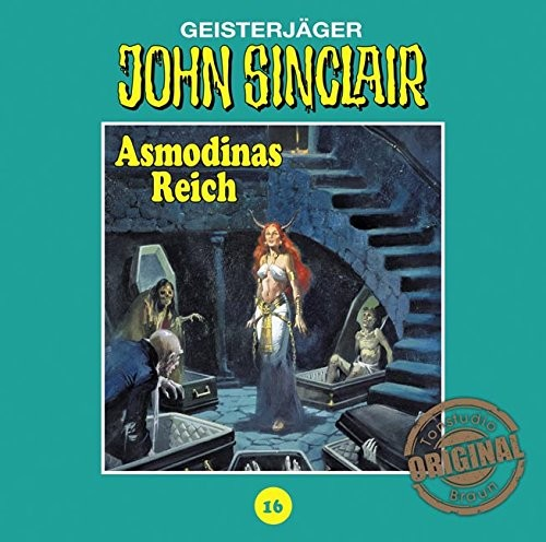 John Sinclair Tonstudio-Braun CD 16: Asmodinas Reich (Teil 2 von 2)