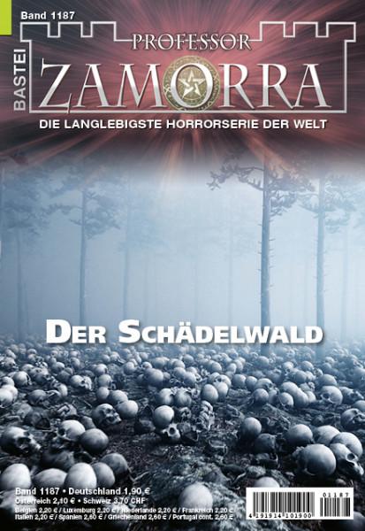 Professor Zamorra 1187: Der Schädelwald