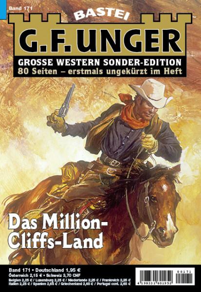 G. F. Unger-Sonder-Edition 171: Das Million-Cliffs-Land