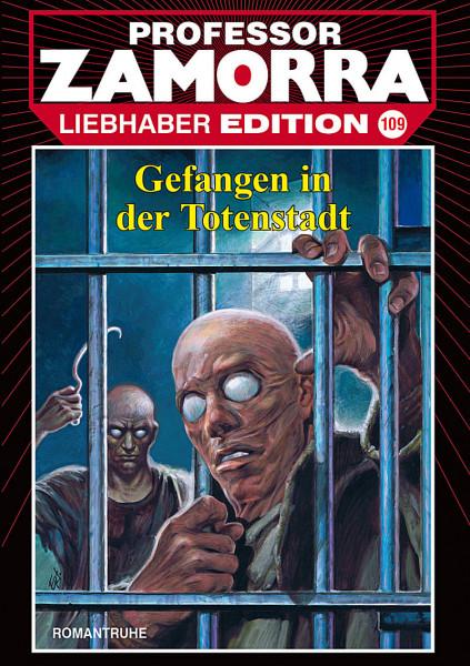 Zamorra Liebhaberedition 109: Gefangen in der Totenstadt