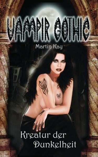 E-Book Vampir Gothic 01: Kreatur der Dunkelheit