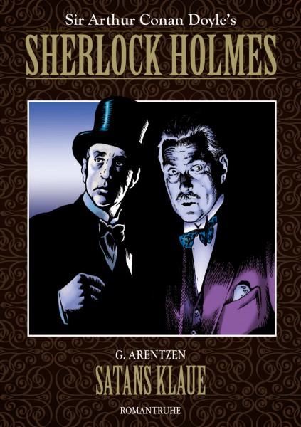 Sherlock Holmes - Die Neuen Fälle - Buch 12: Satans Klaue
