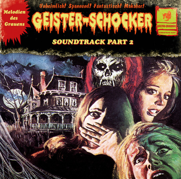 Geister-Schocker LP: Soundtrack Part 2