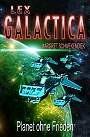 E-Book Lex Galactica 5: Planet ohne Frieden