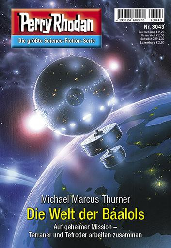 Perry Rhodan 3043: Die Welt der Báelols