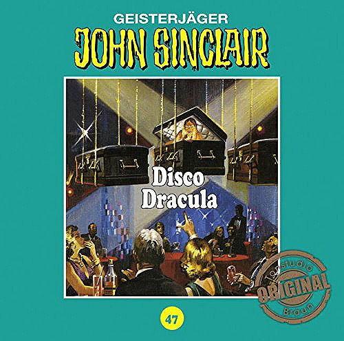 John Sinclair Tonstudio-Braun CD 47: Disco Dracula