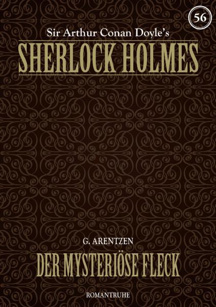 E-Book Sherlock Holmes 56: Der mysteriöse Fleck