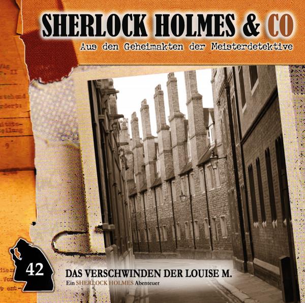 Sherlock Holmes und Co. CD 42: Das Verschwinden der Louise M. (2. Teil)