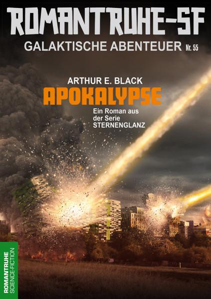 Romantruhe-SF 55: Apokalypse