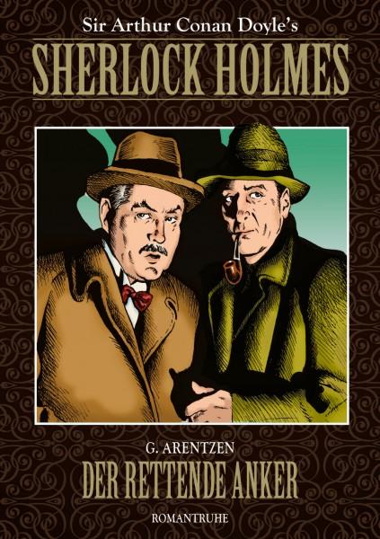 Sherlock Holmes - Die Neuen Fälle - Buch 11: Der rettende Anker