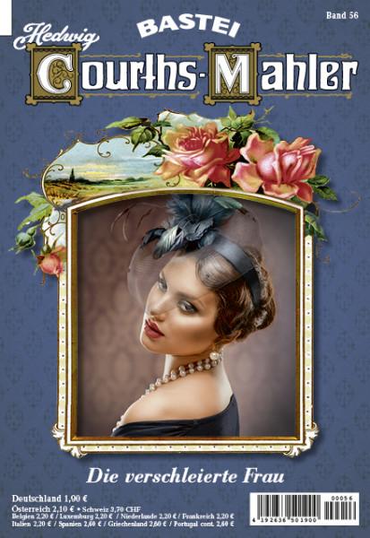 Hedwig Courths-Mahler 056: Die verschleierte Frau