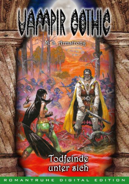E-Book Vampir Gothic 36/6: Todfeinde unter sich